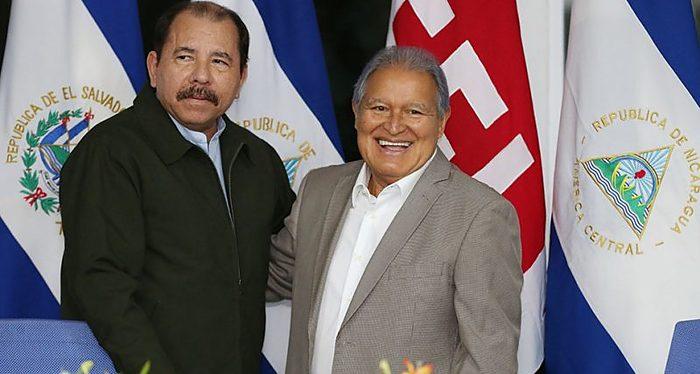 El Salvador y Nicaragua