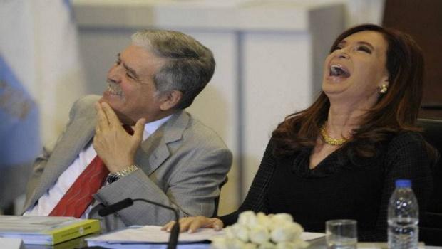 De Vido, Cristina Kirchner