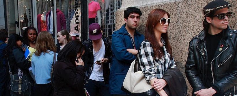 Desempleo, Argentina