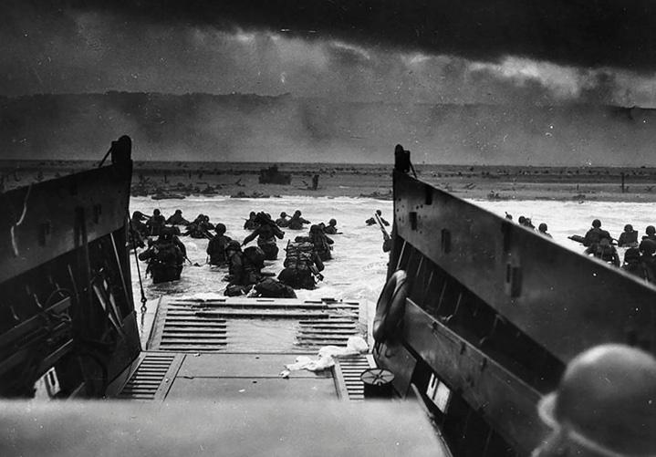 Día D, Segunda Guerra Mundial