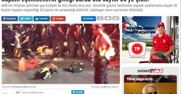 Diario, Turquía