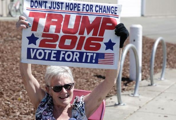 Donald Trump, fan