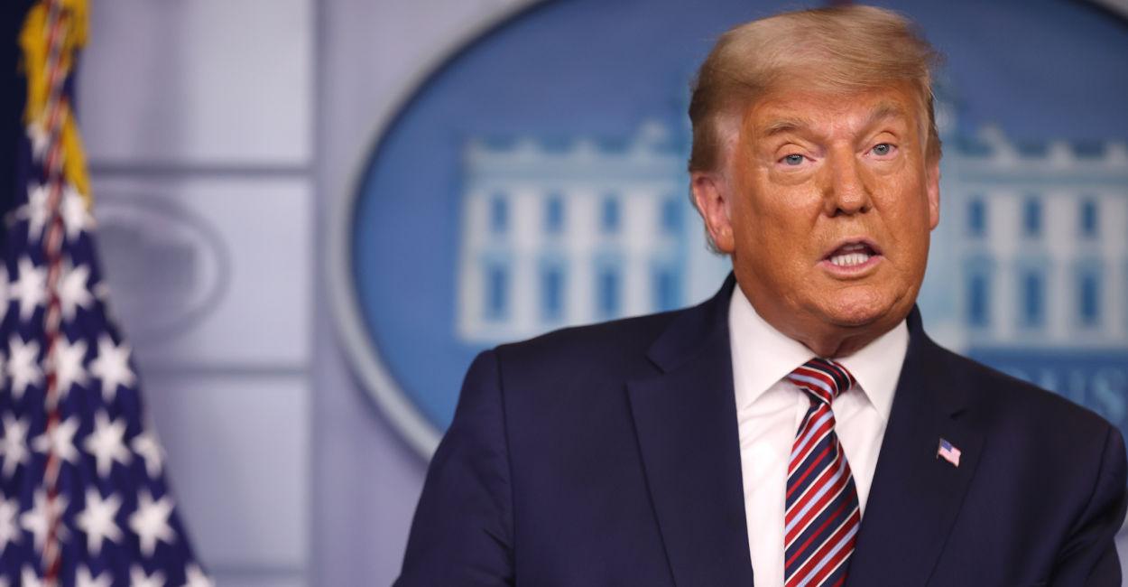 Donald Trump, Fraude Demócrata, Fraude electoral