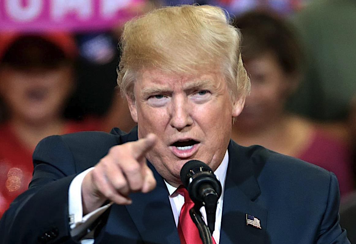 Donald Trump, proteccionista