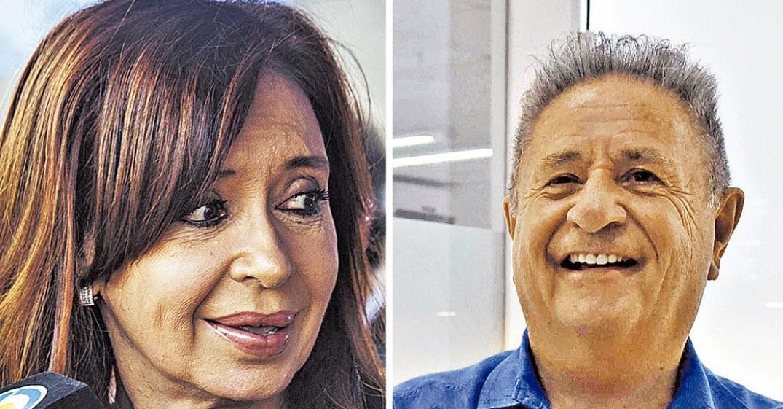 Eduardo Duhalde, Cristina Kirchner