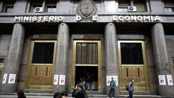 Min. Economía, Argentina