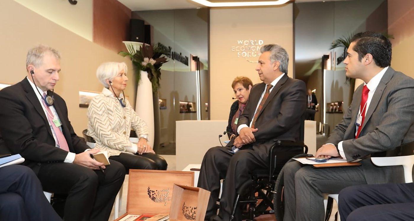 Ecuador, FMI