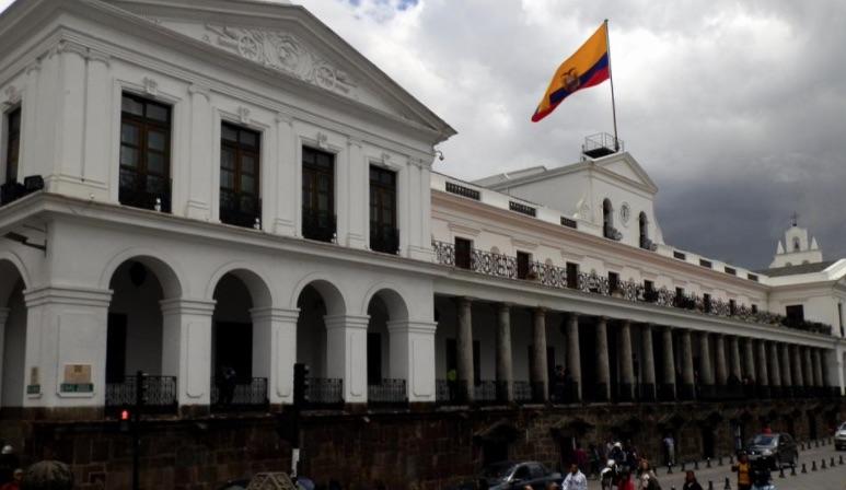 Ecuador, Palacio de Carondelet