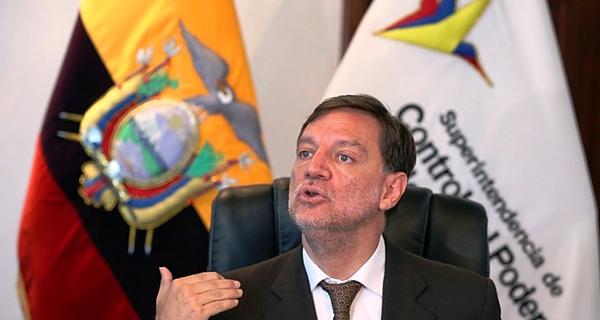 Superintendencia, Ecuador