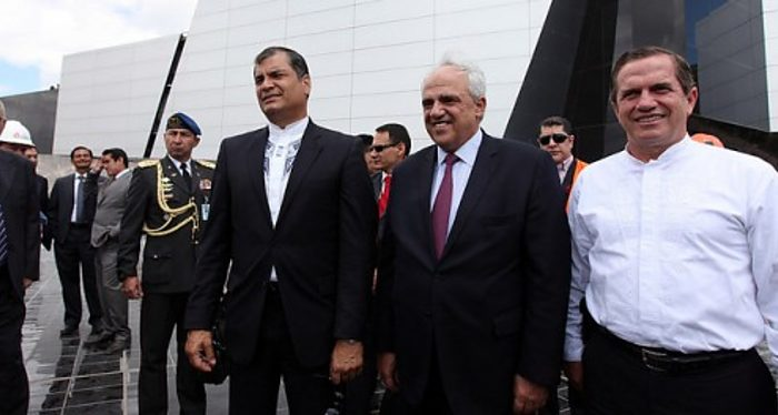Rafael Correa, Ecuador, Corrupción