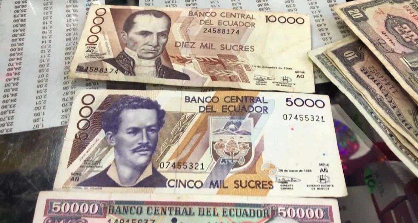 Ecuador, Dolarización