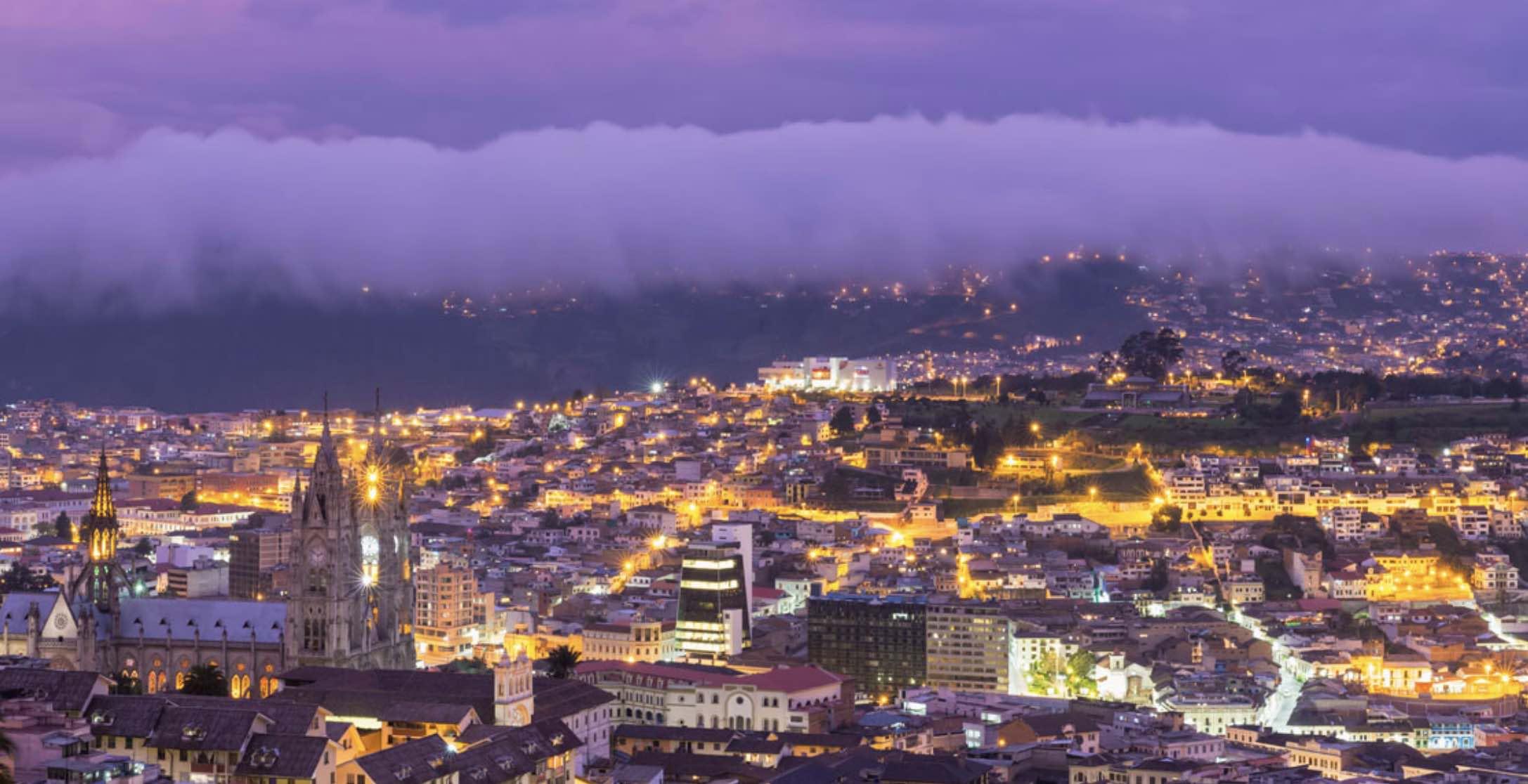 Quito, Ecuador, Libertad económica, Rafael Correa, Lenín Moreno