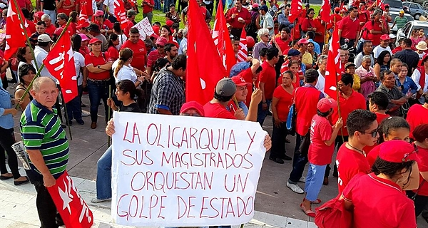El Salvador, FMLN