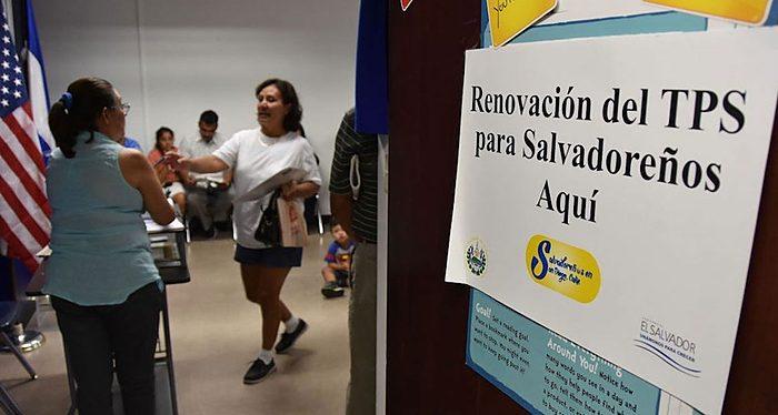 El Salvador, TPS