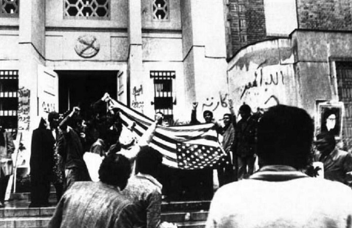 Embajada americana, Crisis de los rehenes en Teherán de 1979, Revolución Iraní