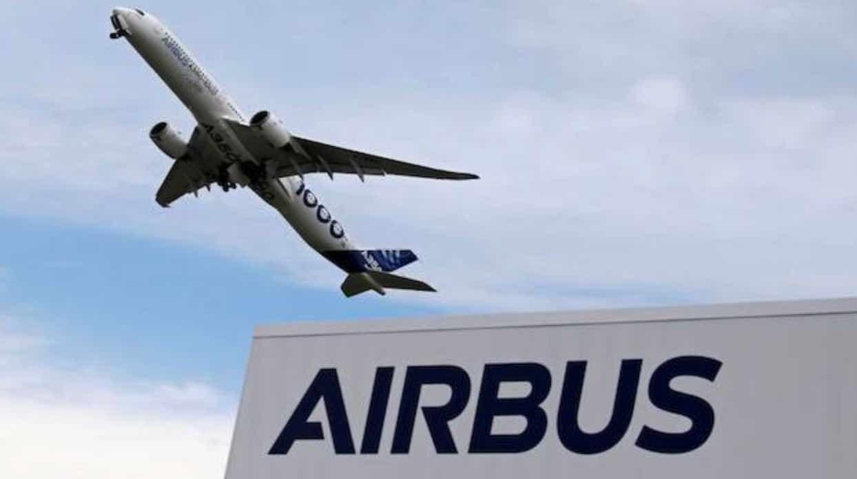 Airbus, Europa, Unión Europea, Producción de aviones, Aeronavegación comercial