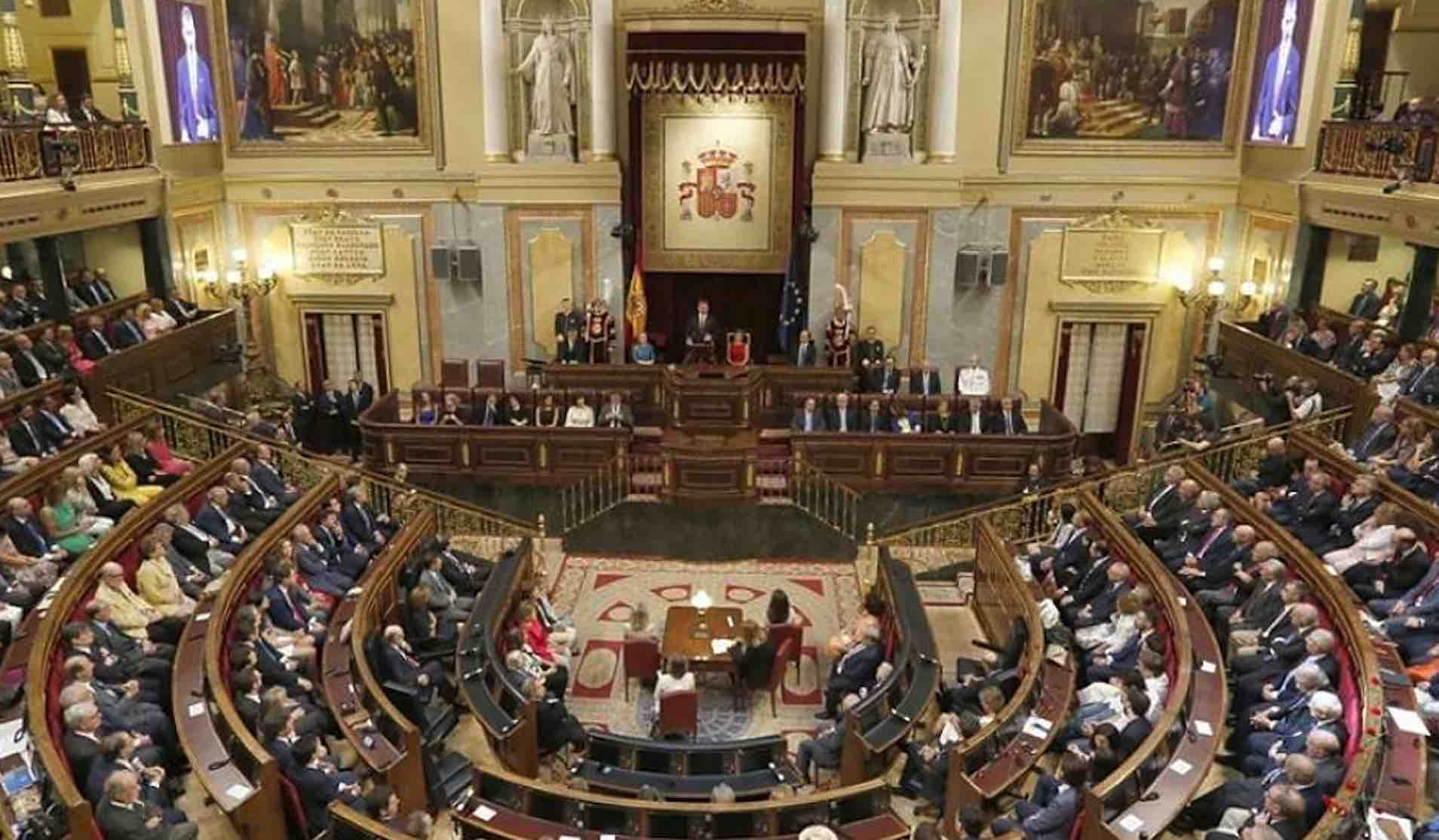 España, Congreso de los Diputados