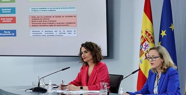 Endeudamiento, España, Deuda pública