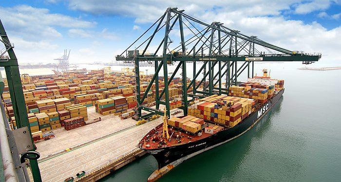 Exportaciones, España