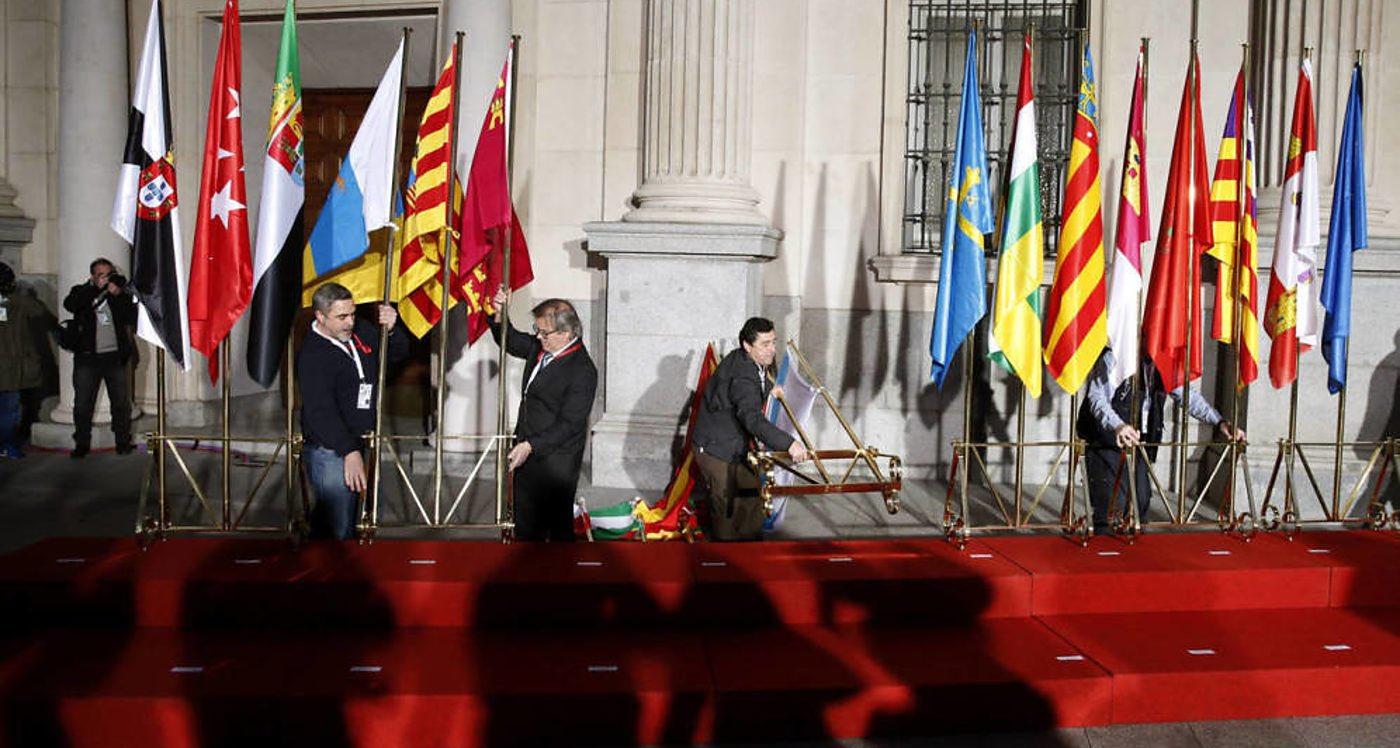España, autonomías, gasto público