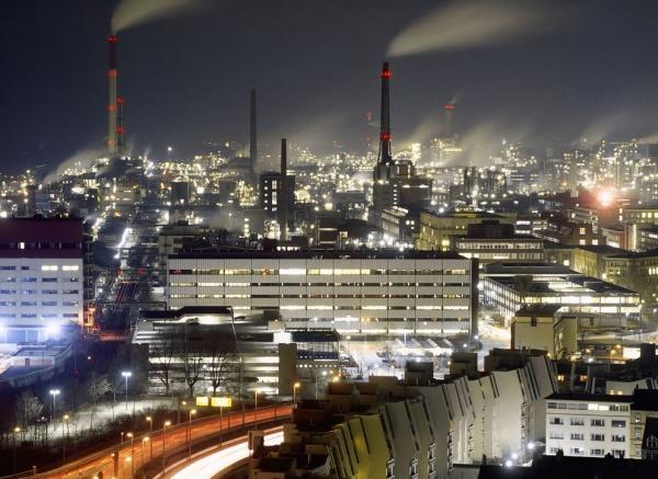 Industrias en España
