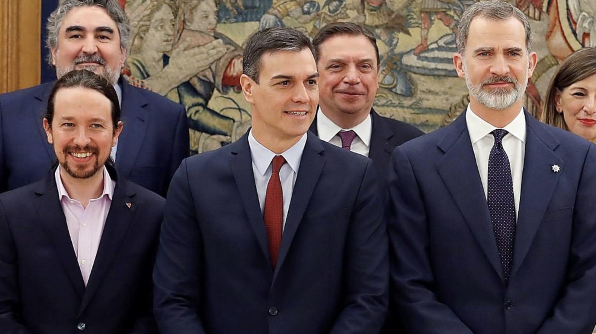 España, Pedro Sánchez, Pablo Iglesias, Populismo