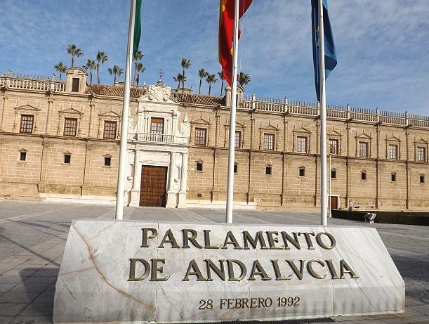 Parlamento, Andalucía, España