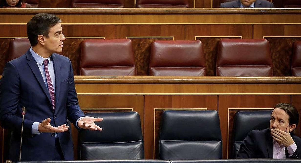 España, Pedro Sánchez, PSOE, Pablo Iglesias, Coronavirus, Podemos