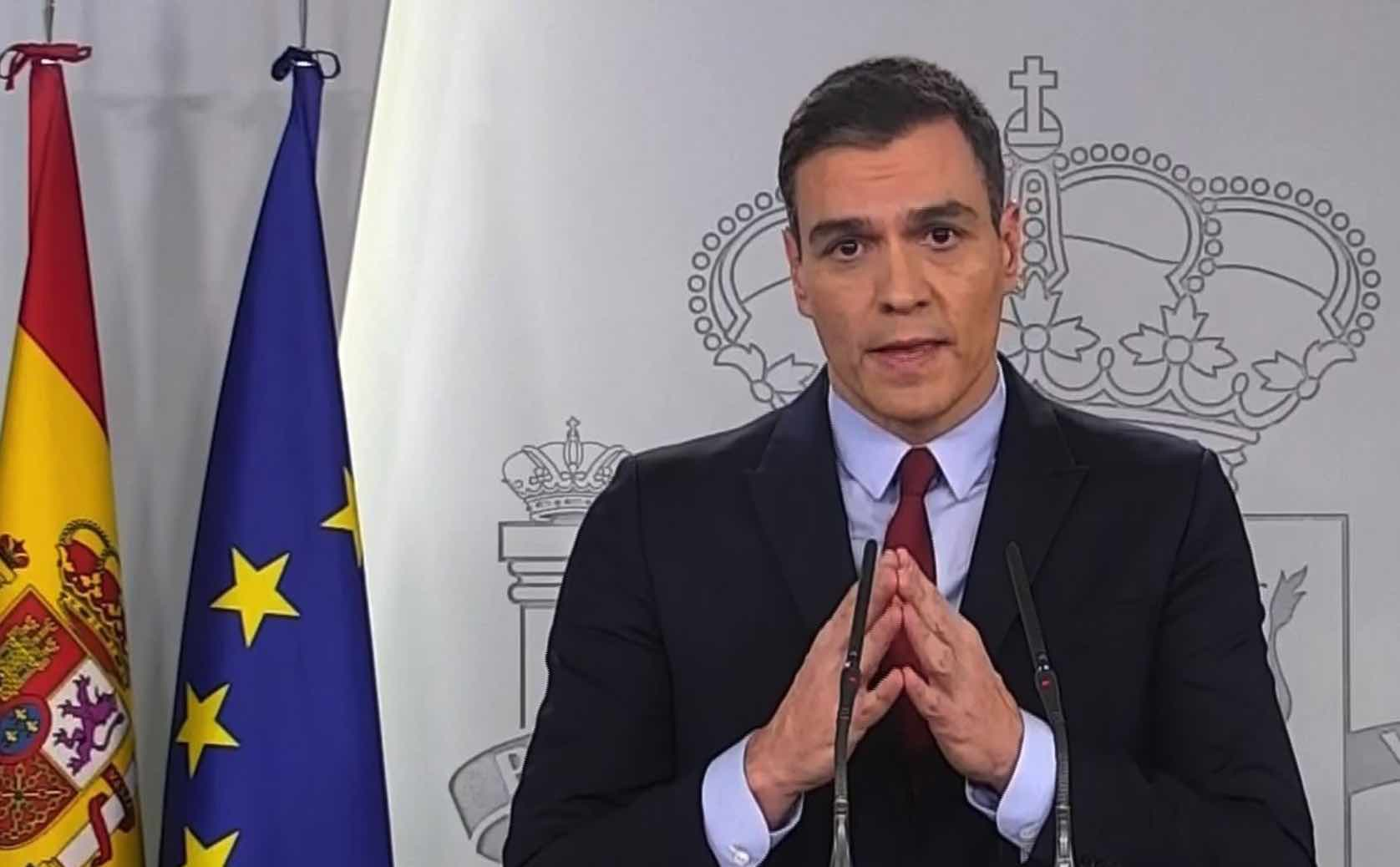 España, Pedro Sánchez