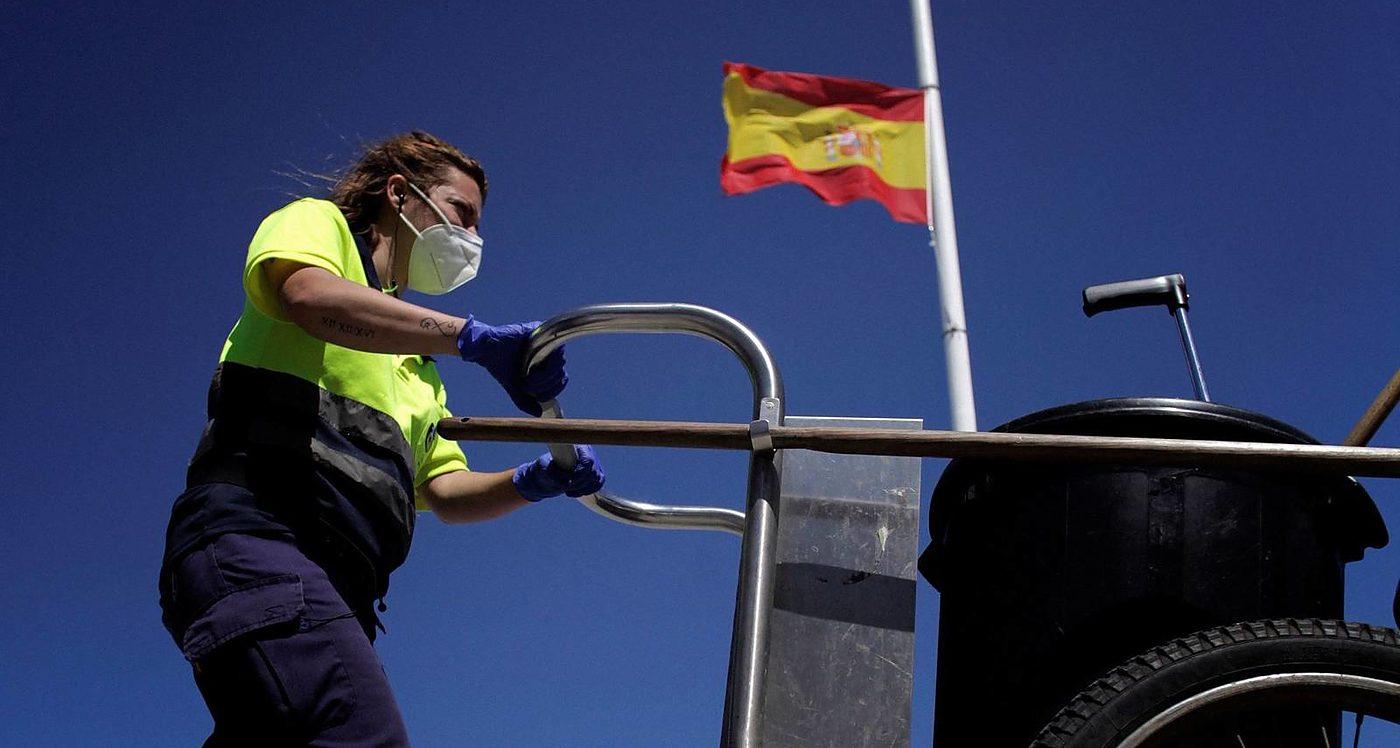 Pobreza en España, Coronavirus en España, COVID-19 en España