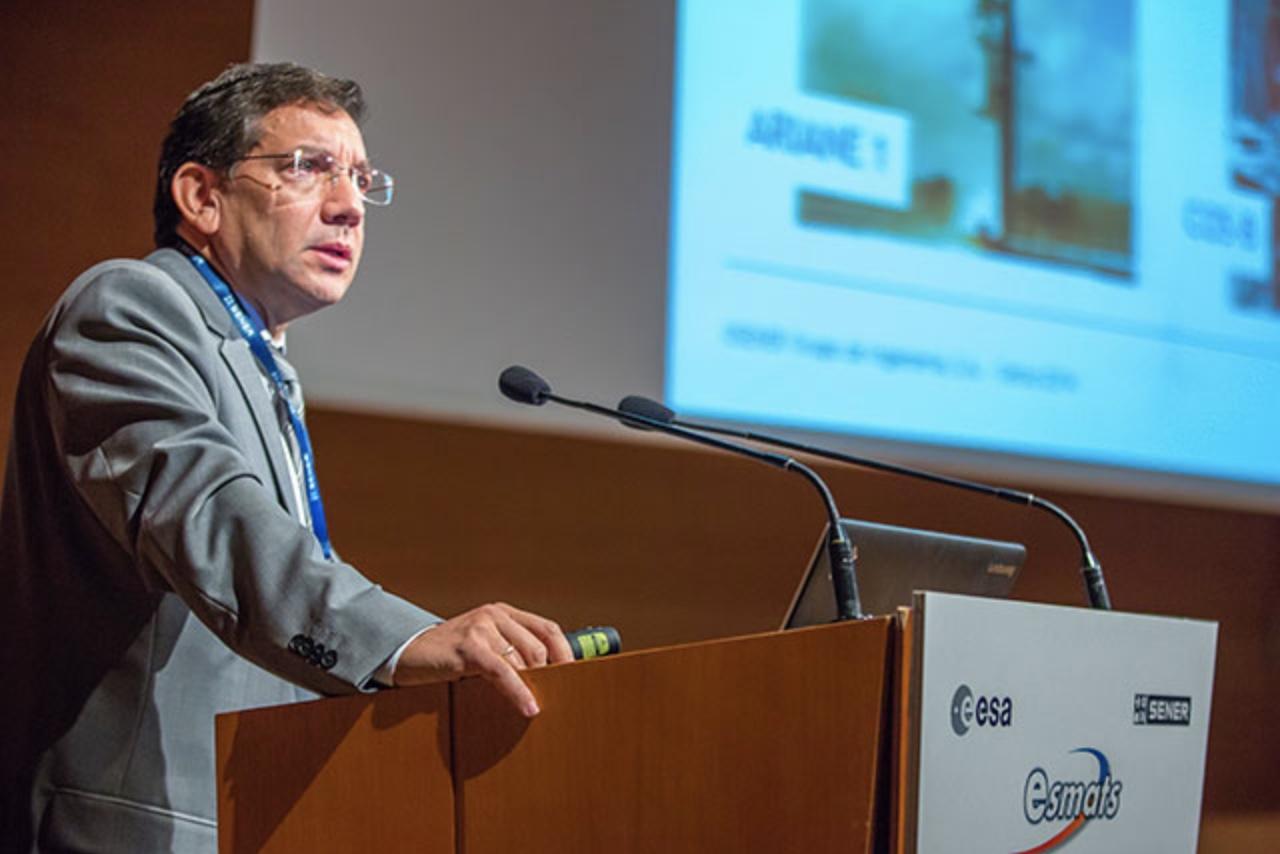 Diego Rodríguez, SENER Aeroespacial