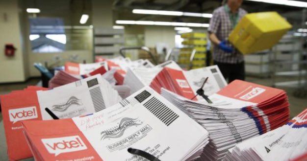 Estados Unidos, Fraude electoral, Partido Demócrata