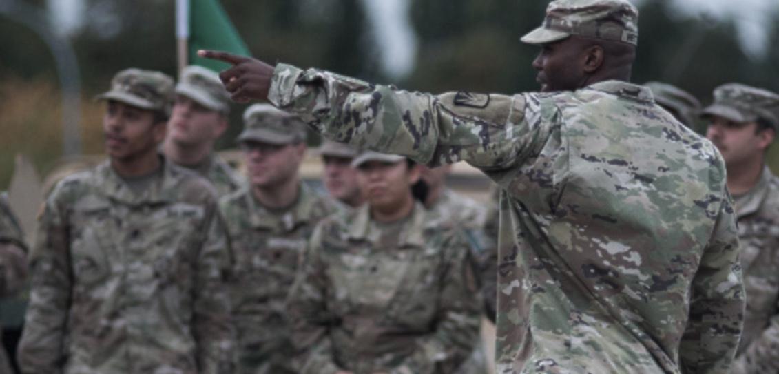 Estados Unidos, Fuerzas Armadas