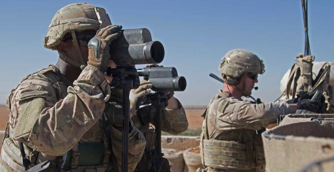 Tropas americanas en Siria, Donald Trump, Retiro de tropas, Oriente Medio