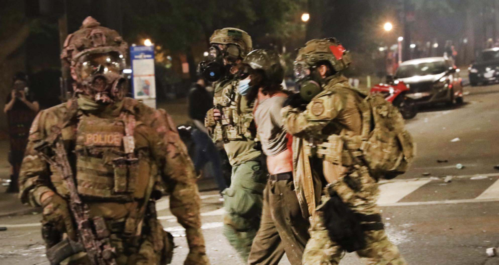 Estados Unidos, Izquierda, Violencia, Antifa, Black Lives Matter