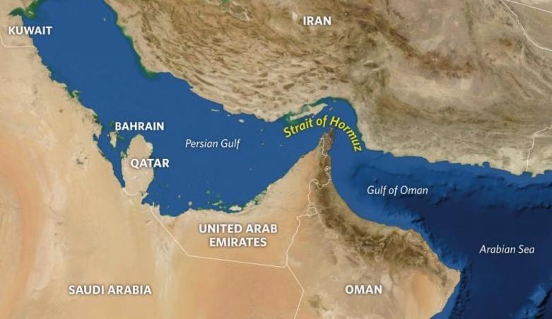 Estrecho de Hormuz, Oriente Medio, Seguridad internacional