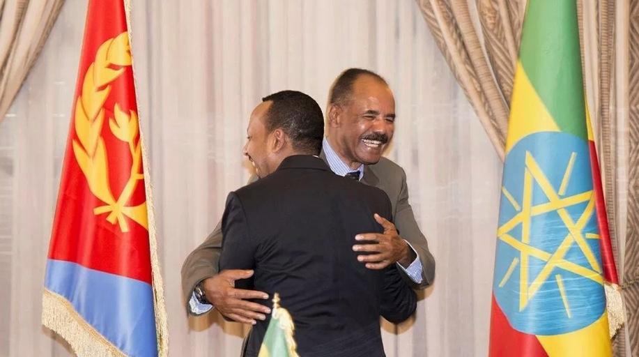 Etiopía y Eritrea, acuerdos de paz