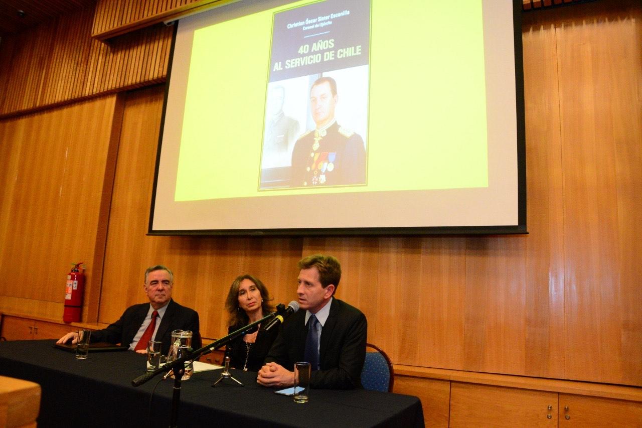 Evento, Slater, Ejército de Chile