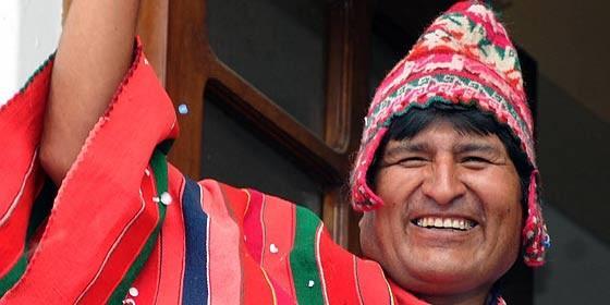 Evo Morales, corrupción