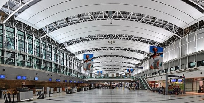 Argentinos varados en el exterior, Aeropuerto Internacional de Ezeiza