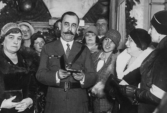 Félix José Uriburu