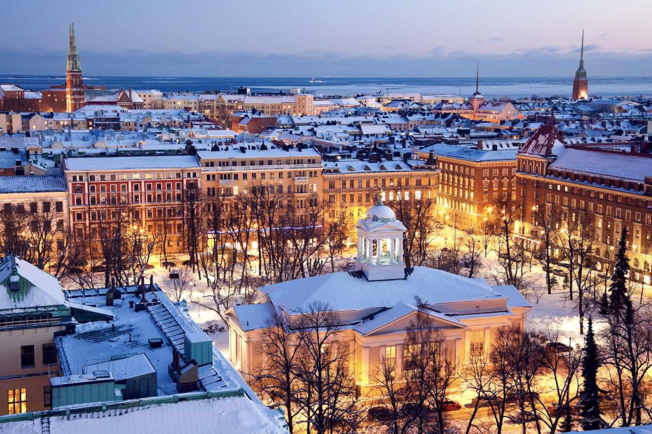 Finlandia, Modelo finlandés, Ajuste fiscal