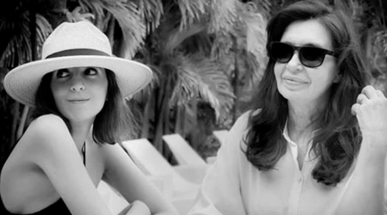 Cristina Kirchner, Florencia Kirchner