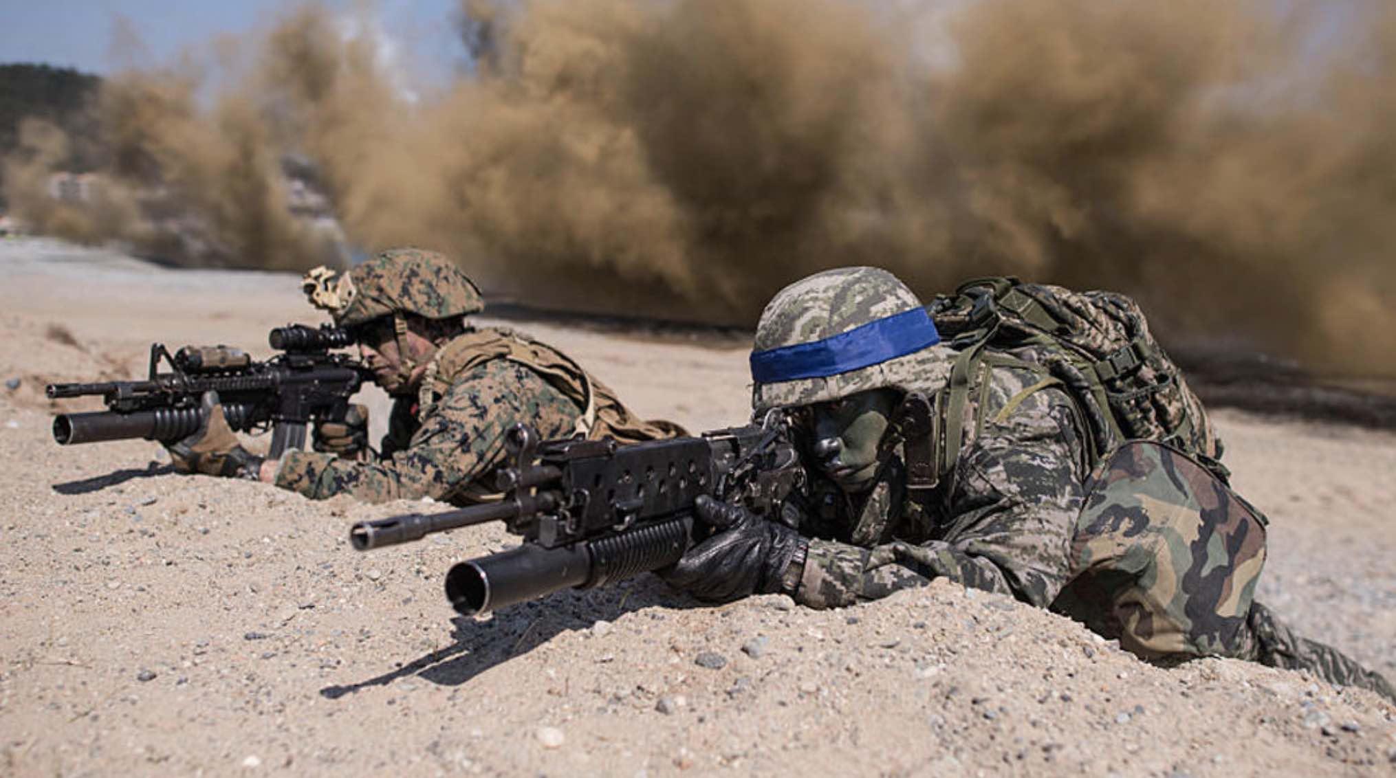 Ejercicios Militares, Estados Unidos, Corea del Sur, Corea del Norte