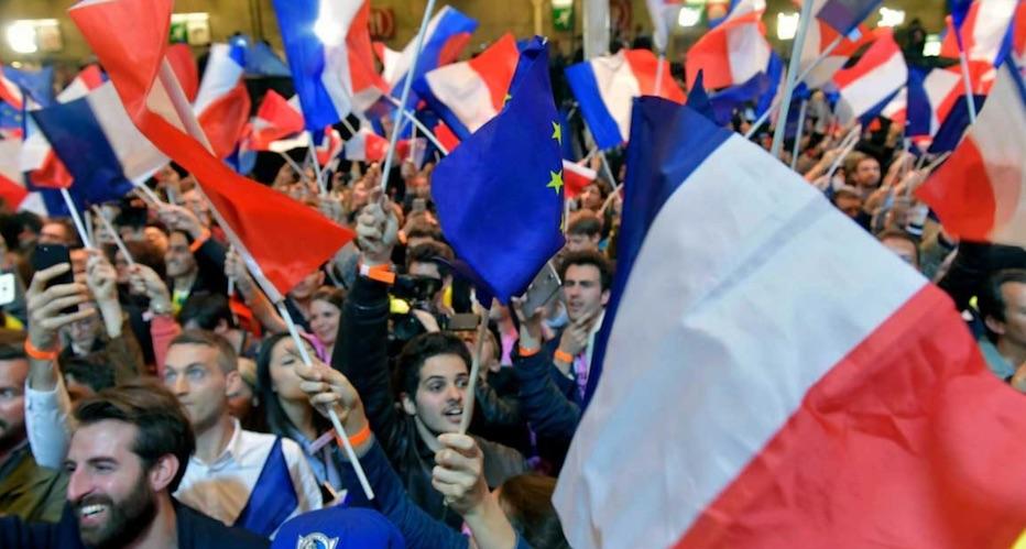 Francia, elecciones, Le Pen, Macron
