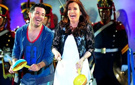 Cristina Kirchner, Fuerza Bruta