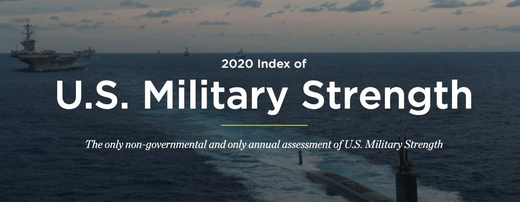 Military Strength Index, Heritage