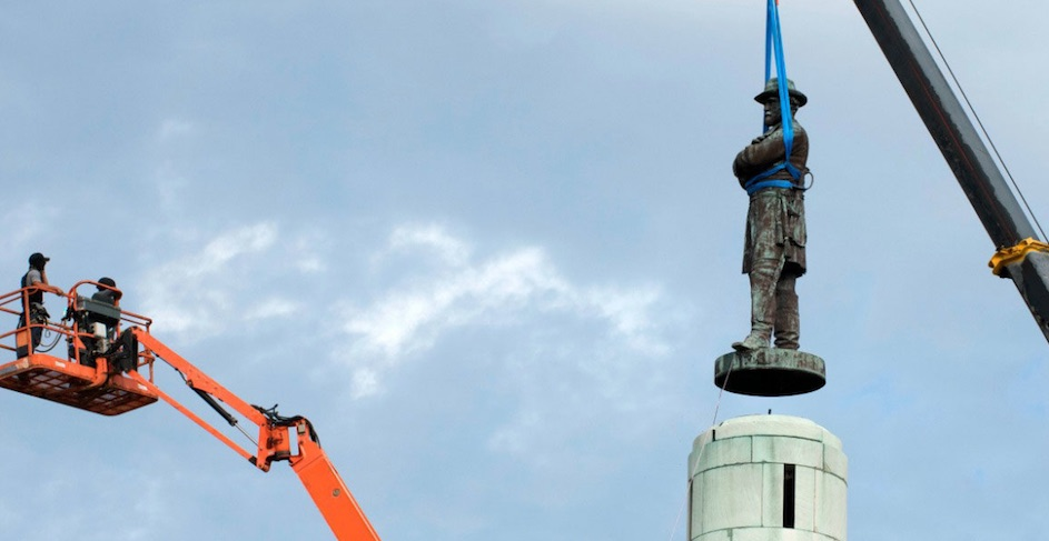 General Lee, estatua