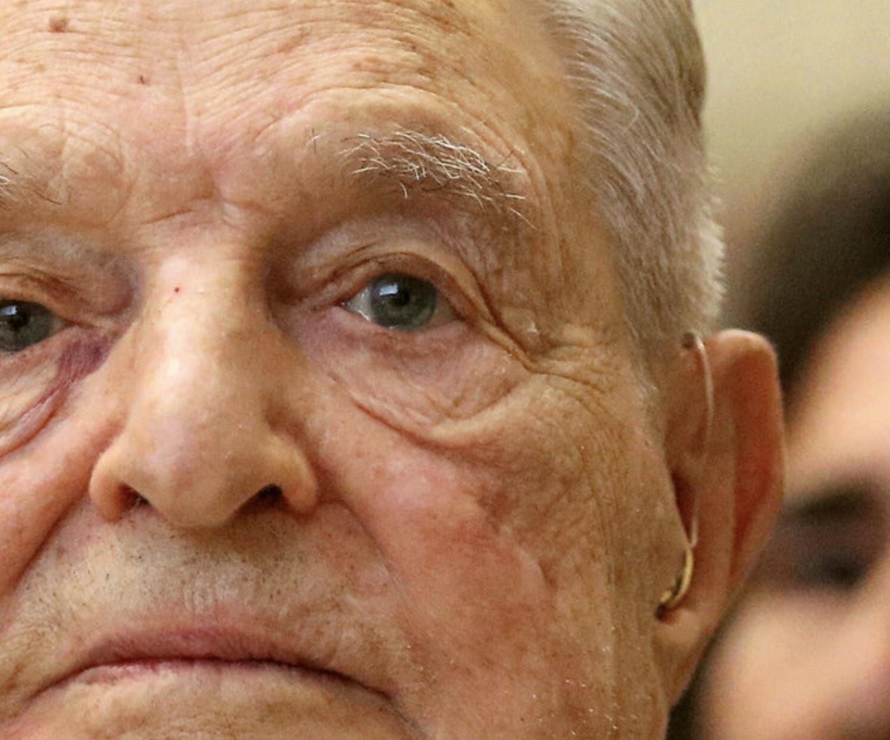 George Soros, Teoría conspirativa, Open Societies, Coronavirus