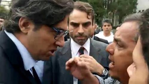 Germán Garavano, ESMA